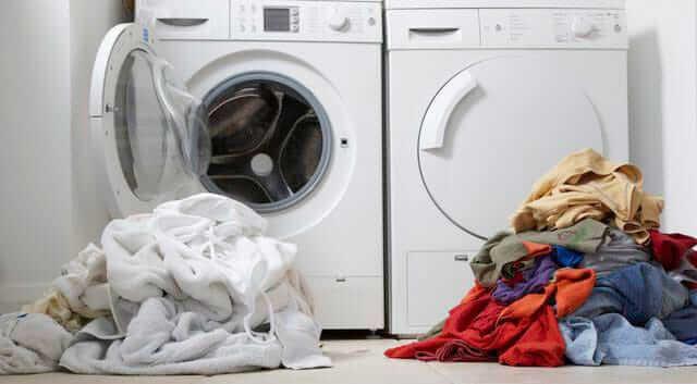 علت نچرخیدن دیگ ماشین لباسشویی