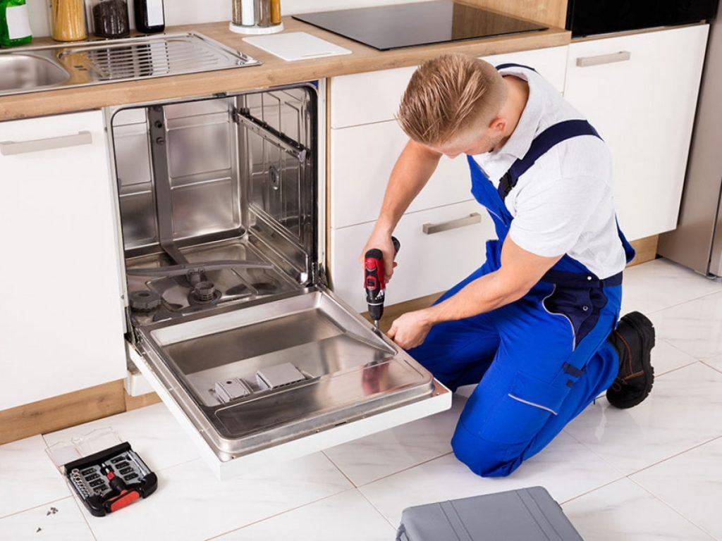عیب ماشین ظرفشویی