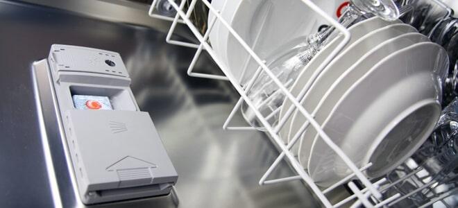 خرابی قطعه دیسپنسر ماشین ظرفشویی
